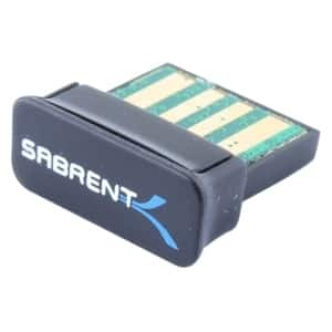 Sabrent BT-USBX Sabrent - Bluetooth Adapter for Desktop Computer - USB - 2.40 GHz ISM - External|https://ak1.ostkcdn.com/images/products/is/images/direct/2b9bf4c5273e848fe4fd42edf83e78777322cd93/Sabrent-BT-USBX-Sabrent---Bluetooth-Adapter-for-Desktop-Computer---USB---2.40-GHz-ISM---External.jpg?impolicy=medium