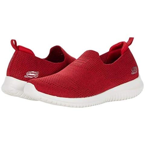 Skechers Ultra Flex - Harmonious Red 10 B (M)