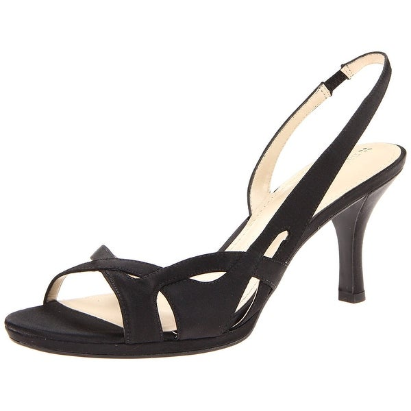 Naturalizer Kadie Women Open Toe Synthetic Slingback Sandal