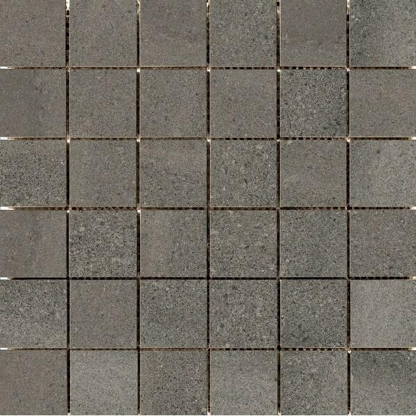 """Emser Tile F67PORT1212MOB Porto - 12"""" x 12"""" Square Backsplash Mosaic Tile - Varied Porcelain Visual"""