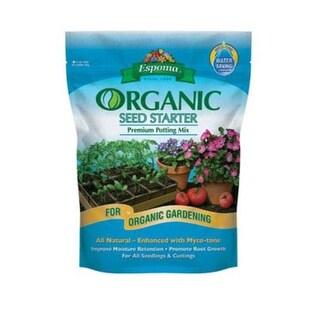 Espoma SS8 Organic Seed Starting, 8 Quart