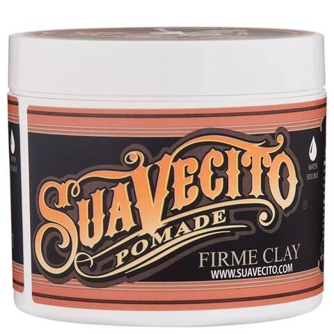 Suavecito Firme Clay Pomade 4 oz/113 g - 4 Oz.