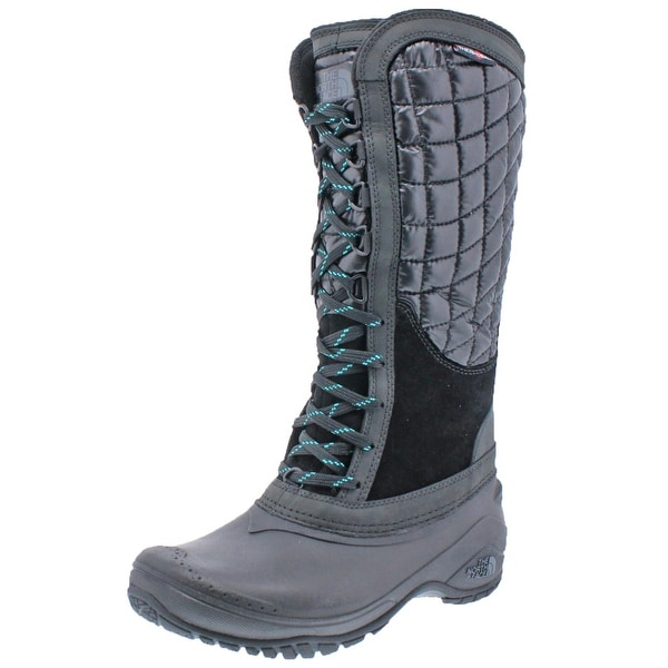 The North Face Womens Thermoball Mid-Calf Boots Waterproof Winter - 6 medium (b,m)