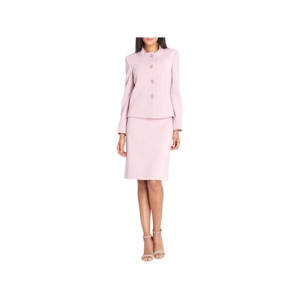 Shop Tahari Asl Womens Skirt Suit Business Wear 2 Pc Free Shipping