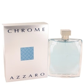 Chrome by Azzaro Eau De Toilette Spray 6.8 oz - Men