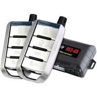Crimestopper Rs3-G5 Cool-Start(Tm) 1-Way 4-Button Remote-Start & Keyless-Entry System