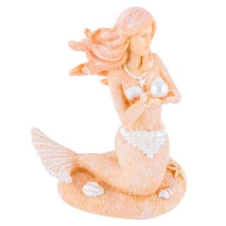 Sand and Shells Mermaid Tabletop Figurine Resin 4.75 Inches|https://ak1.ostkcdn.com/images/products/is/images/direct/2ba2b0559762598a1c17a30add94f3c70901704f/Sand-and-Shells-Mermaid-Tabletop-Figurine-Resin-4.75-Inches.jpg?impolicy=medium