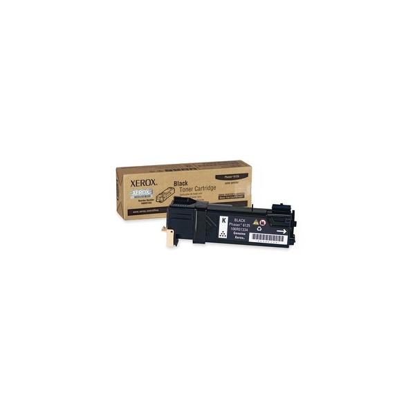 Xerox 106R01334 Xerox Black Toner Cartridge - Black - Laser - 1 Each