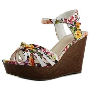 Fergalicious Willa Women Open Toe Synthetic Wedge Sandal
