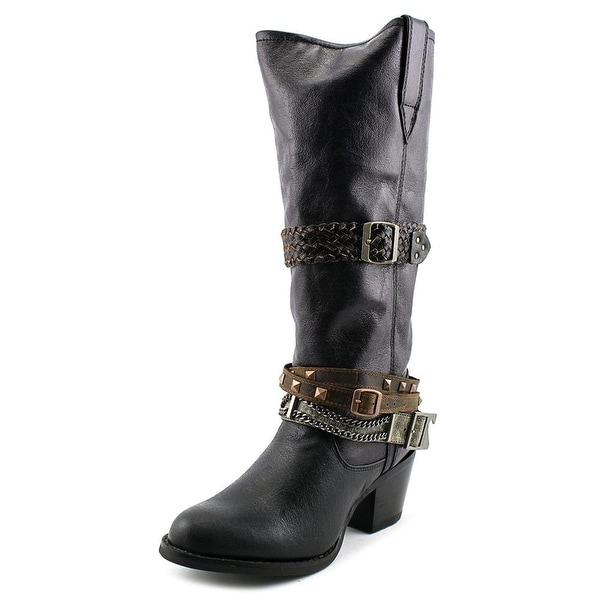 Durango Philly Women Round Toe Leather Western Boot