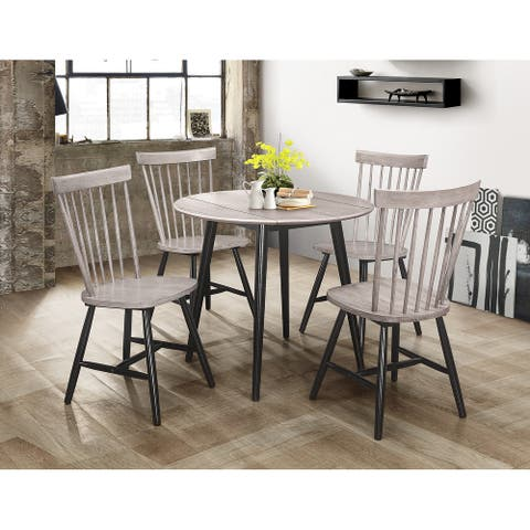 The Gray Barn Petra Rustic Dining Table