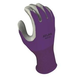 Showa Best Glove 370PLXS-05.RT Kid Garden Nitril Glove, Extra Small