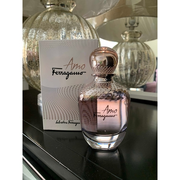 296ecc51a96ce Shop Salvatore Ferragamo Amo Ferragamo Women s 3.4-ounce Eau de Parfum Spray  - Free Shipping Today - Overstock - 23574768