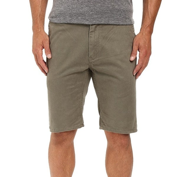 9545e2777 Shop Quiksilver NEW Dusty Olive Green Mens Size 30 Everyday Chino ...