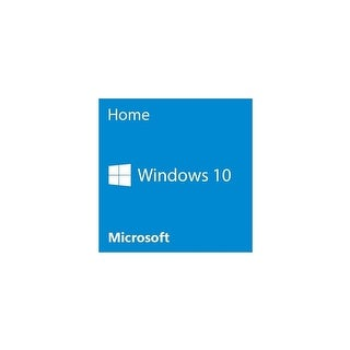 Microsoft Windows 10 Home KW9-00140 Windows 10 Home