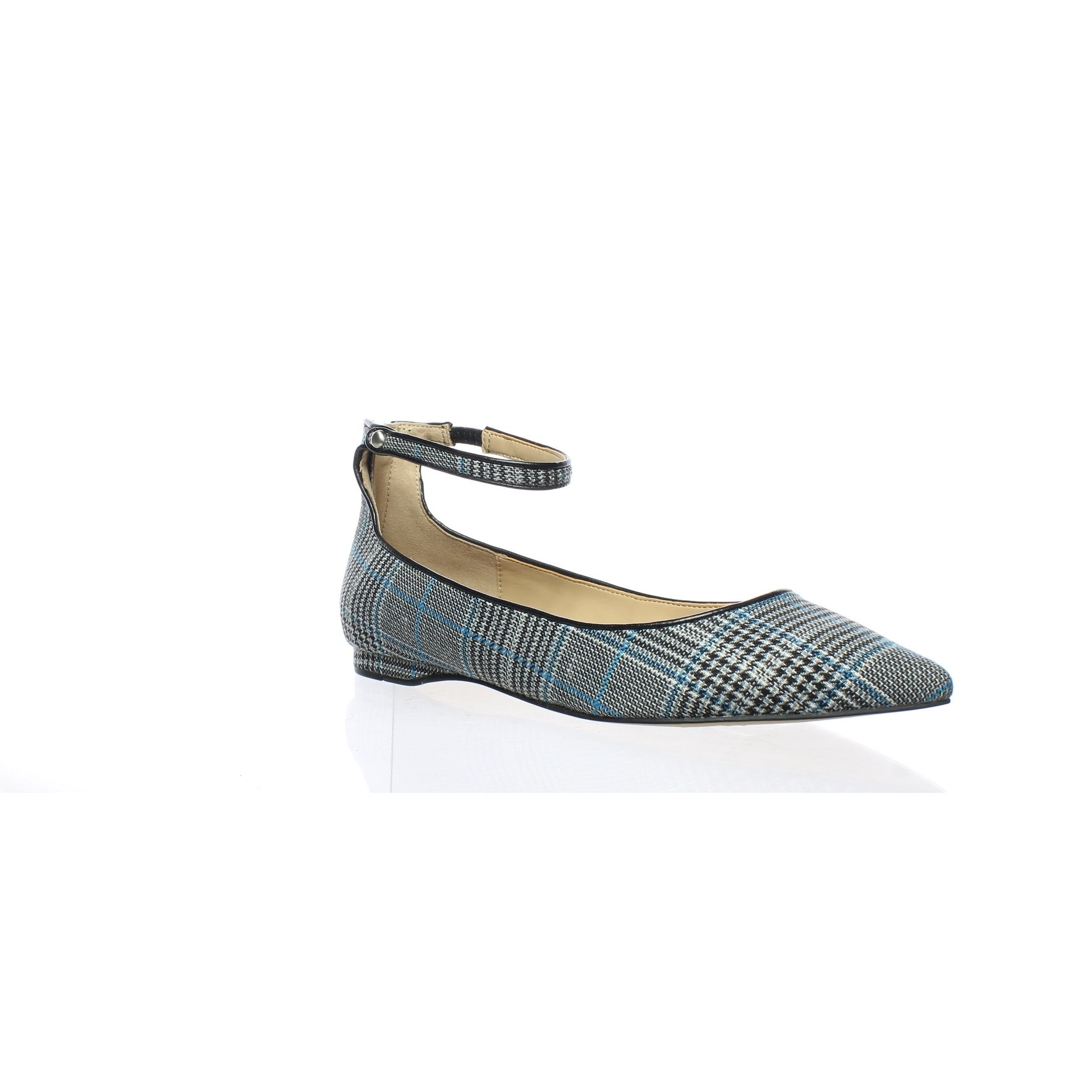23c4cdd04 Shop The Fix Womens Evie Military Blue Ballet Flats Size 7 - On Sale ...