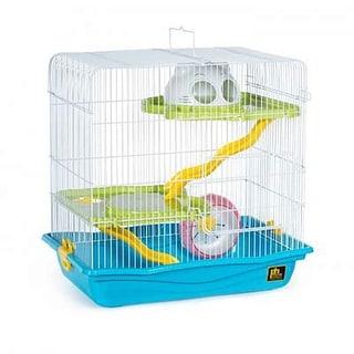 """Prevue Pet Hamster Haven-Blue Base 17 3/4""""L x 11 3/4""""W x 17 3/4""""H - SP2004-BL"""