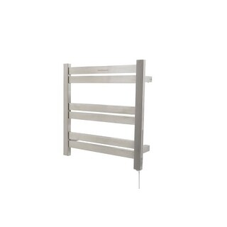 """Anzzi TW-AZ025 Starling 20-7/8"""" Wall Mounted 6-Bar Electric Towel Warmer - n/a (2 options available)"""