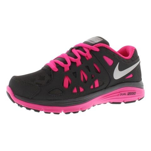 Nike Dual Fusion Run 2 Shield Gradeschool Kid's Shoes