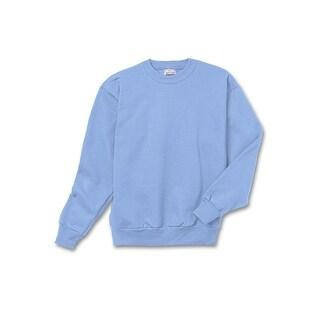 Hanes Youth ComfortBlend EcoSmart Crewneck Sweatshirt - M