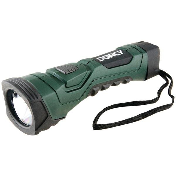 Dorcy 41-4751 180-Lumen Led Cyber Light Flashlight (Green)