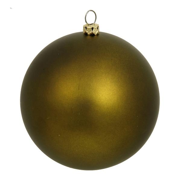 """10"""" Olive Matte Ball UV Shatterpr"""