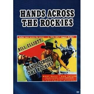 Hands Across the Rockies [DVD]