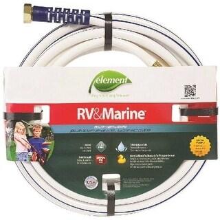 "Swan MRV58025 Marine/Camper Hose 5/8""x25', White"