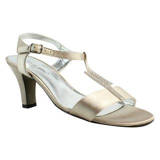 5f9bb46b6 David Tate Womens Party Silver Slingbacks Size 6.5. SALE ends in 2 days.  Quick View