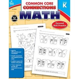 Math Gr K Common Core Connections