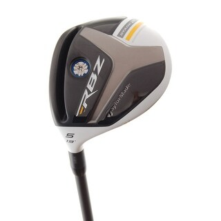 New TaylorMade RBZ Stage 2 5-Wood 19* LEFT HANDED w/ R-Flex Speeder 65 Shaft