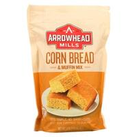 Arrowhead Mills Cornbread Mix - Organic - Case of 6 - 20 oz