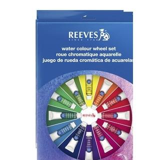 Reeves Watercolor Color Wheel Set