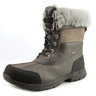 Ugg Australia Butte Round Toe Leather Snow Boot