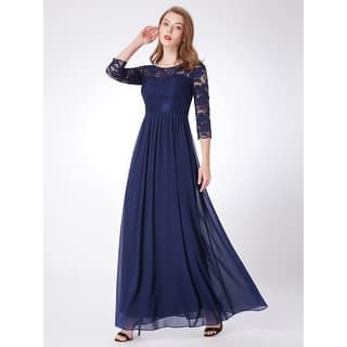 c3f914d2877d Blue Dresses