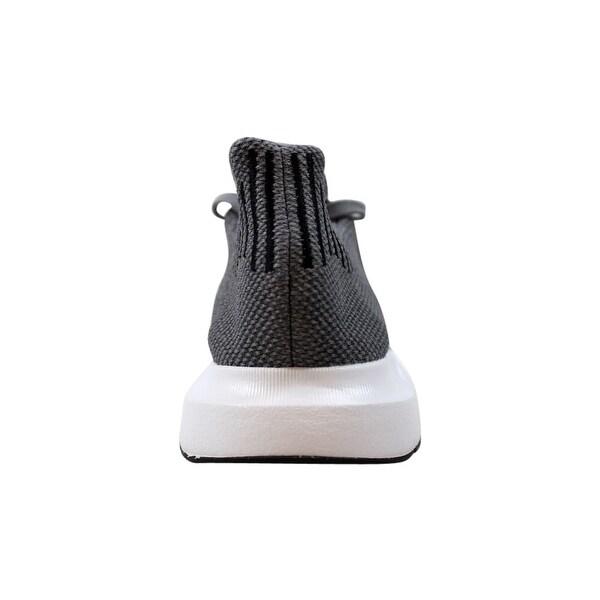 Shop Adidas Swift Run Grey ThreeCore Black Medium Grey