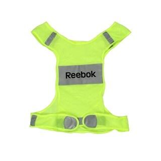 Reebok Mens Mesh Reflective Vest - L/XL