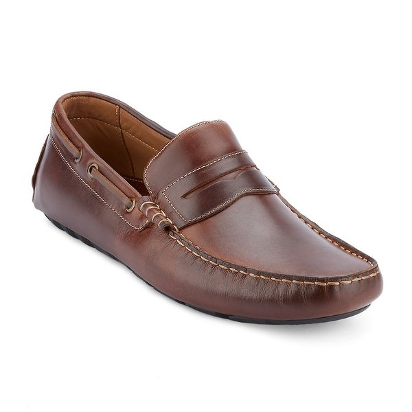 G.H. Bass & Co. Mens Warrick Casual Driver Loafer Shoe