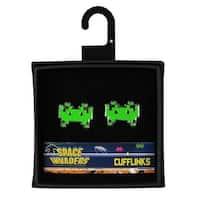 Space Invaders Cufflinks Set