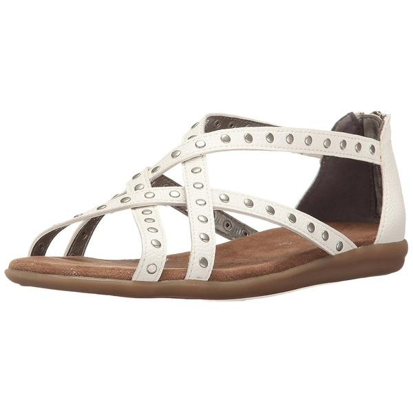 Aerosoles Womens Chlosing Time Open Toe Beach Slide Sandals