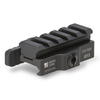 Vortex Tactical Riser Mount with Quick-Release Lever