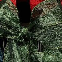 "Green Crush Wired Craft Ribbon 1.5"" x 40 Yards"