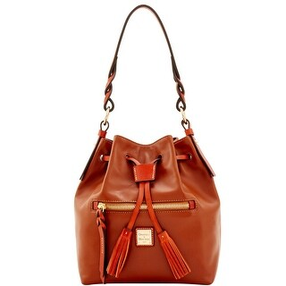 Dooney & Bourke Wexford Leather Small Logan Drawstring (Introduced by Dooney & Bourke at $268 in Jun 2017)