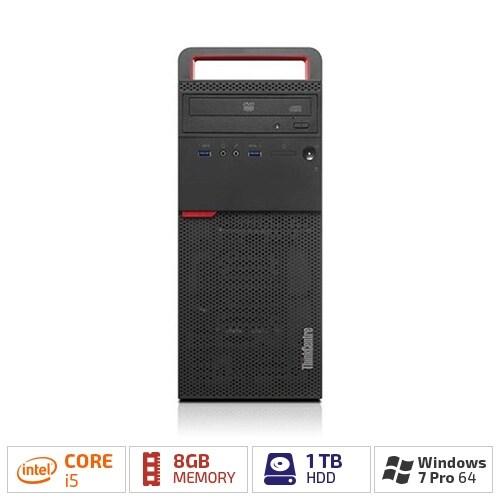 Lenovo ThinkCentre M700 10GR0023US Microtower PC