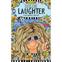 Color Laughter Coloring Book - Design Originals