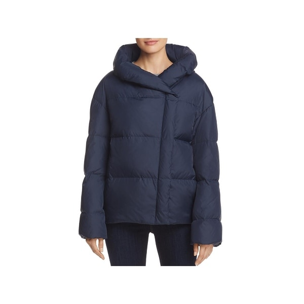 b3ebbf24f1 Shop Theory Womens Toralla Puffer Jacket Down Feathers - l - Free ...