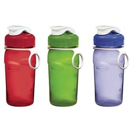 Rubbermaid 7M4000EDAY1 Chug Water Bottle, Assorted Color