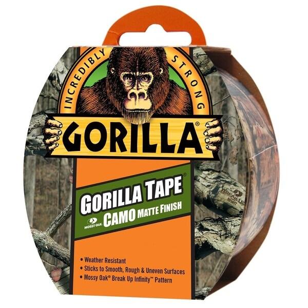 Gorilla Glue 6010902 Camo Tape, 9-Yard