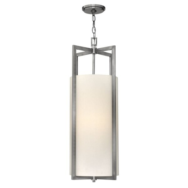 Hinkley Lighting 3212 4 Light Full Sized Pendant from the Hampton Collection