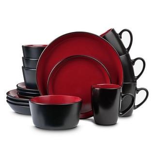 Link to Stone Lain Glaze Stoneware Round Dinnerware Set Similar Items in Dinnerware